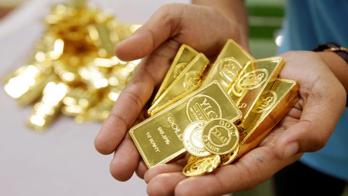 gold in canada